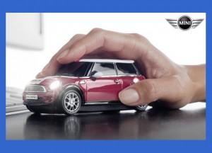 車好き彼氏に!メーカー正式ライセンス取得のミニカー型マウスがリアル