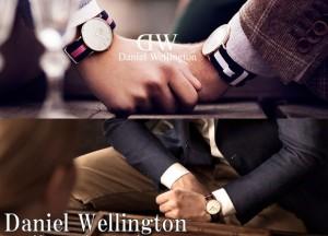 今年くる時計は「Daniel Wellington(ダニエルウェリントン)」ペア使いしたい