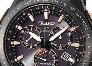 大人の男の時計はSEIKO!各界著名人愛用のアストロンを彼に