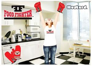 「エイドリア~~ン!!」料理好き彼氏に【Food Fighter】ボクシンググローブ型鍋つかみ
