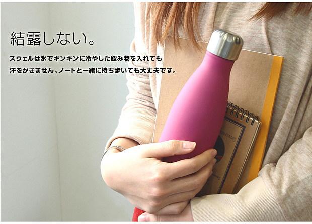 スタイリッシュなマグボトル【Swell】BOXもステキでギフトに最適!
