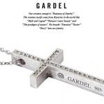 ミスチル好き彼氏に ♪桜井さん愛用のGARDEL(ガーデル)のクロスネックレス