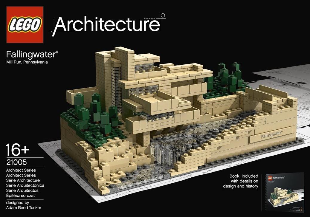 建造物に興味のある彼氏におすすめ「レゴ アーキテクチャー」