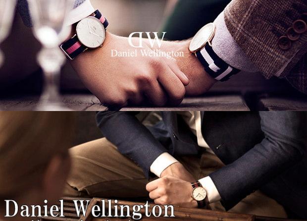 Daniel Wellington(ダニエルウェリントン) セントアンドルーズ/ローズ 40mm 腕時計 Classic St andrews ユニセックス Daniel メンズ・レディース腕時計