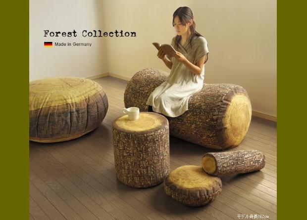 Mero Wings Forest Collection log メロウィングス フォレストコレクション 《 ログ 》 ドイツ製