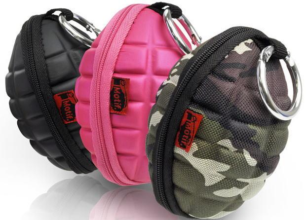 手榴弾型 キーケース コインケース ブランド Motif ランキング を賑わす グレネード 型 メンズ 人気 財布 小銭入れ