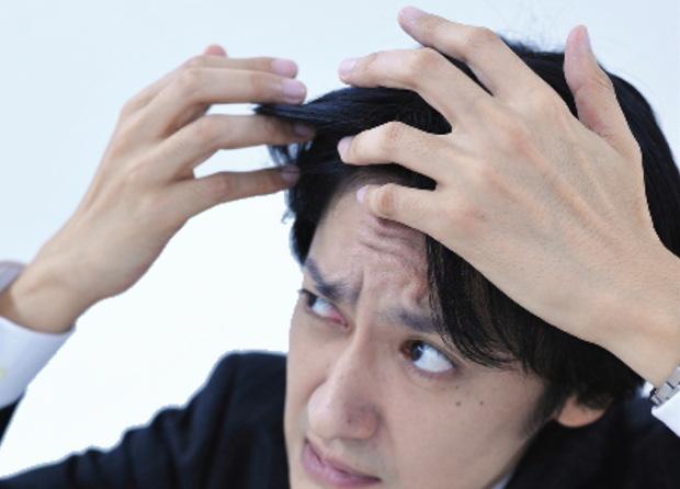 彼氏の髪を守れ!ノンシリコンシャンプーで早めのハゲ対策